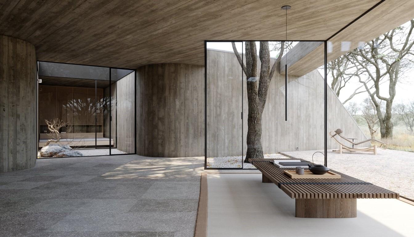Архитектурный бетон картинки свой дом из крупнопористого керамзитобетона